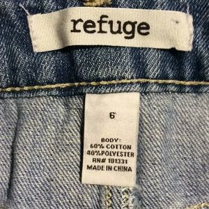 refuge Skirts - Refuge Jean Skirt